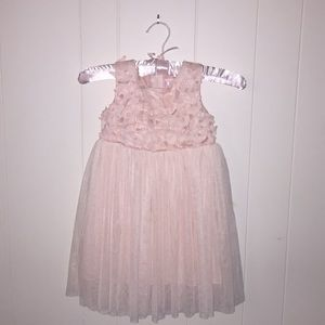 Brand New With Tags 3T girls Butterfly Tulle dress